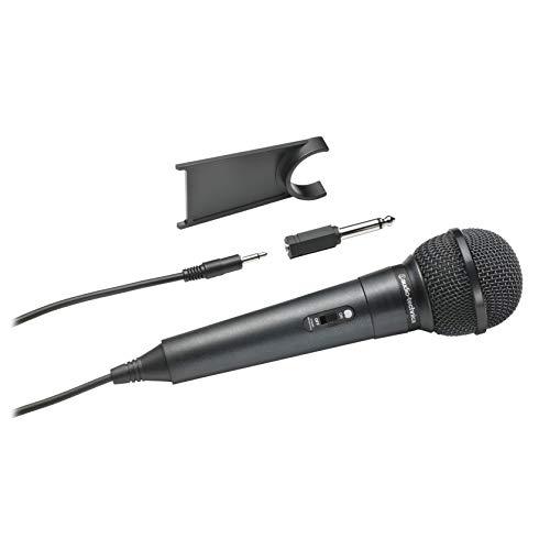 Audio-Technica ATR-1100 Unidirectional Dynamic Handheld Vocal/Instrument Microphone