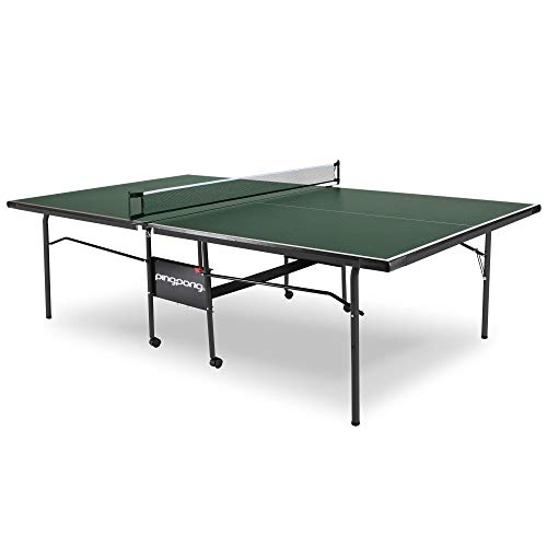 Why Should You Buy Ping Pong Fury Table Foldable Regulation Size Tennis Table with Caster Wheels