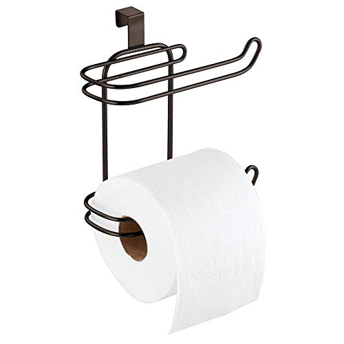 Top 10 best selling list for over the tank toilet paper holder bronze