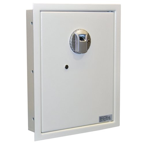 Protex Safe Fingerprint Wall Safe (FW-1814Z)