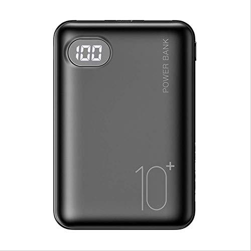 LYSC Mini Power Bank 10000mAh Cargador portátil para teléfono celular Powerbank 10000 mAh para batería externa móvil Xiaomi