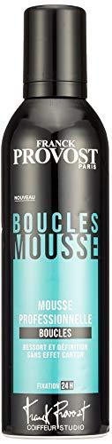 FRANCK PROVOST - Mousse Professionnelle Coiffante Expert Boucles Serées - 300 ml