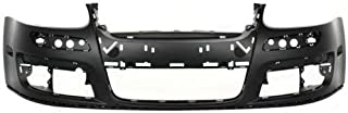 Front Bumper Cover Compatible with 2005-2010 Volkswagen Jetta/GTI 2006-2007 Primed