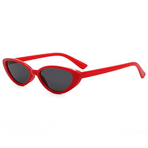 Yetier Gafas de Sol, pequeñas y Redondas de la Caja Gafas de Sol de Las MujeresGafas de Sol