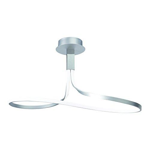 Mantra - Lámpara de techo, plateado/cromado