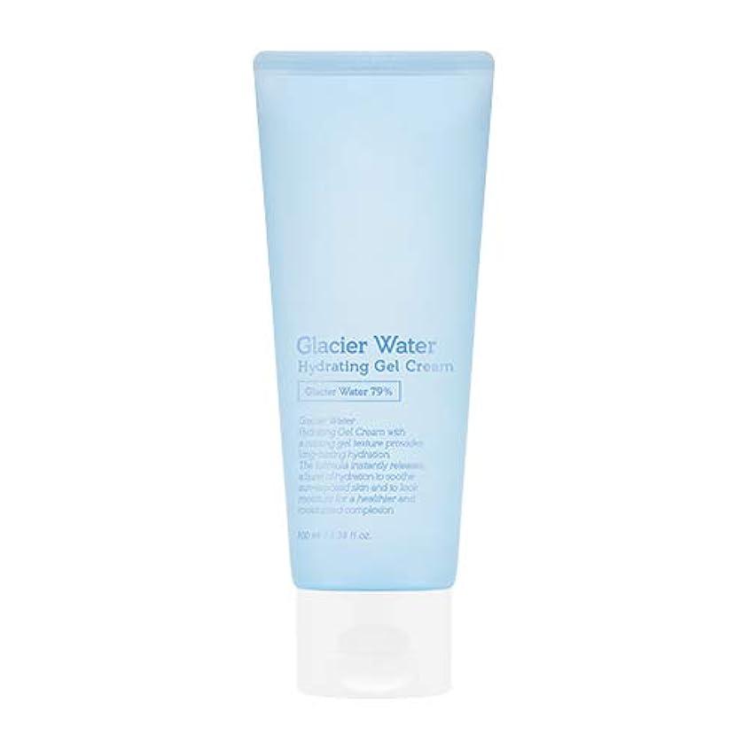 最大限物思いにふけるレジアピュ 氷河水 ハイドレーティングゲルクリーム [大容量] / A'PIEU Glacier Water Hydrating Gel Cream 100ml [並行輸入品]