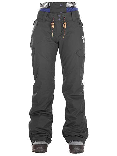 Picture Organic Treva W pantalons de snow black