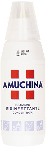 AMUCHINA 500ML by ANGELINI SpA