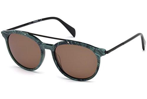 Diesel zonnebril DL0188 C54 98J (dark green/other/roviex)