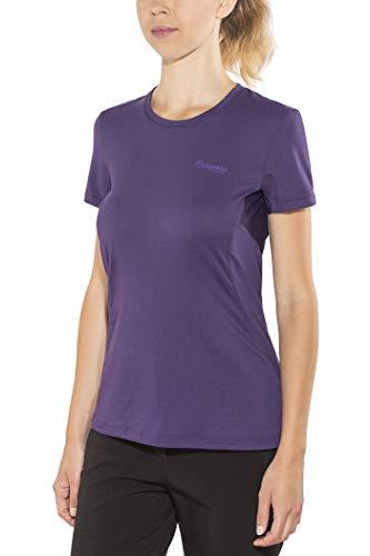 Bergans Fløyen - T-shirt manches courtes Femme - violet Modèle S 2018 tshirt manches courtes
