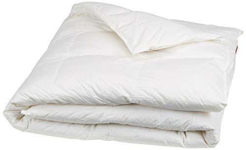 Künsemüller Daunendecke Decke, Baumwolle, weiß, 135x200