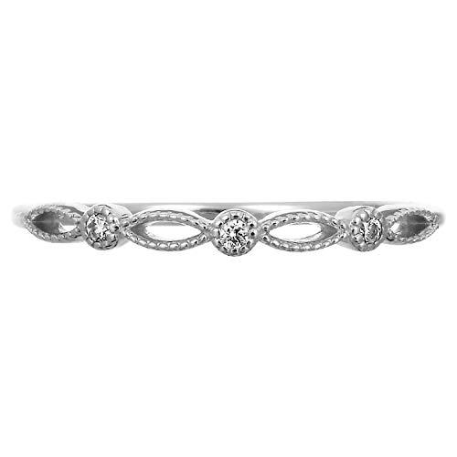 [ココカル]cococaru プラチナ リング ダイヤ ダイヤモンド 指輪 pt900 ギフト 記念日 プレゼント 日本製(10)