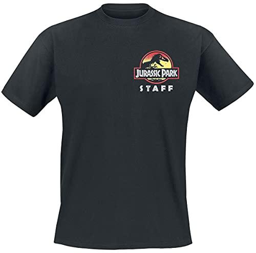 Jurassic Park Ranger Hombre Camiseta...