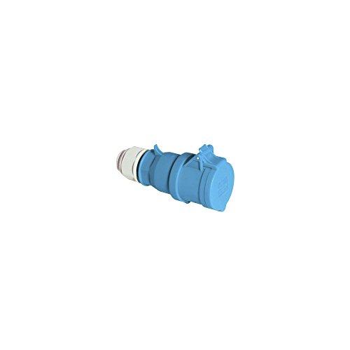 Bals Elektrotechnik 3126 16A 2P+PE Gerade Elektrischer Standardverbindung - Elektrische Standardverbindungen (16 A, 200-250, 50-60)