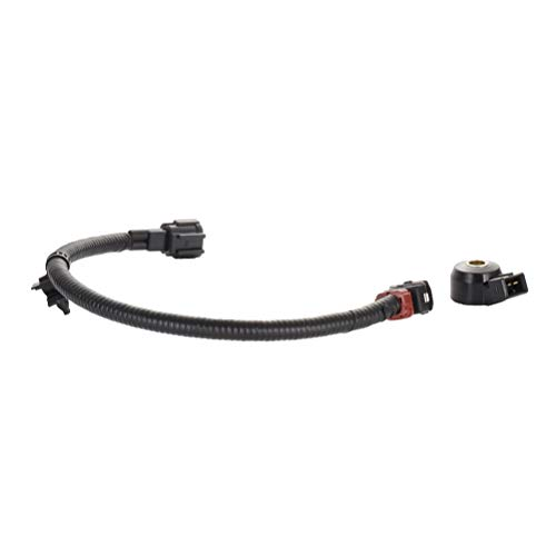 ROADFAR Detonation Knock Sensor with Harness 2206030P00 Fit for Infiniti G20 I30 J30 Q45 QX4,for Mercury Villager,for Nissan 200SX 240SX 300ZX Altima D21 Maxima NX Pickup Quest Sentra Xterra 2Pins