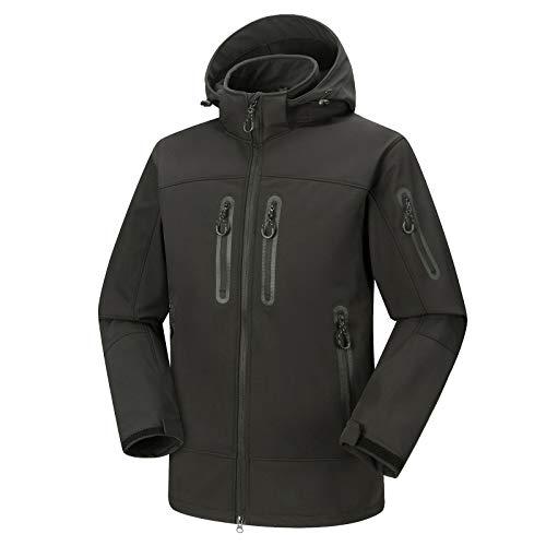 Higlles Warme Damen Winter Parka Mantel Winterjacke Jacke für Frauen Mit Kapuze Herstellergröße S-3XL Skijackenmantel Warmer Winter wasserdichte Windjacke Regenjacke mit Kapuze