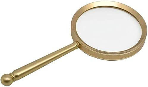 Handheld Magnifier OFFicial shop Sales results No. 1 Magnifying Glas Glass HD