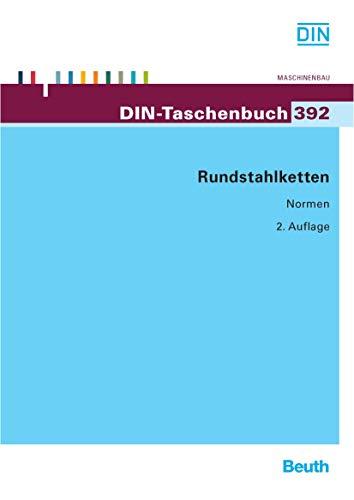 Rundstahlketten (DIN-Taschenbuch)
