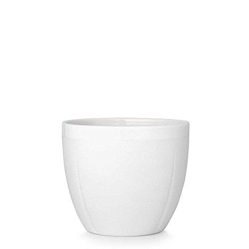 Rosendahl Vase 14.6x14.8x13 Bianco