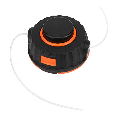 XINMYD Cabezal de Corte, Accesorio para Mover el césped del jardín, Cabezal de Corte de Repuesto para desbrozadora P25