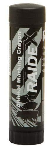 ARNDT RAIDEX Raidl MAXI Viehzeichenstift 10er Pack -schwarz-
