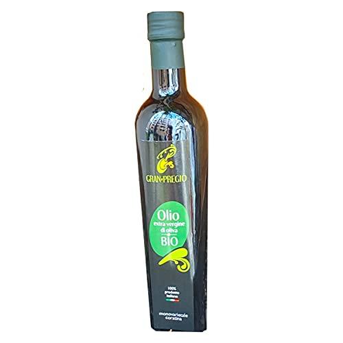 エキストラ バージン オリーブオイル イタリア産 グランプレジオ BIO 500ml カプート マリア社 プーリア州