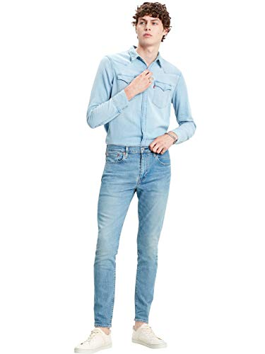 Levi s 512 Slim Taper Jeans, Pelican Rust, 27W   32L Homme