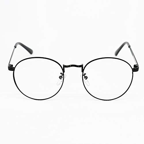 Johansson Noire -Sista & Bro Eyewear- Lunettes Repos anti lumiere bleue - Homme Femme - Verres Antireflets 100% UV - Spécial Ecran Ordinateur, PC, Gaming - Anti-Fatigue Filtre Lumière Bleue