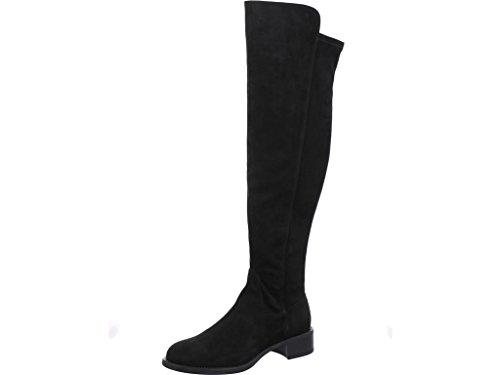 Unisa Overknee Stiefel Größe 36 EU Schwarz (schwarz)