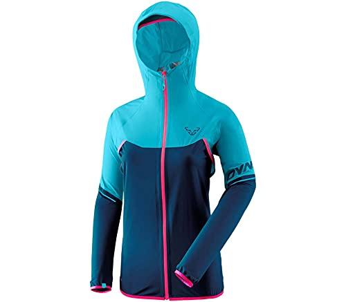 DYNAFIT Alpine Wp 2.5l W Jkt Giacca da donna, Donna, giacca, 08-0000071153, Silvretta/8960, 40/34