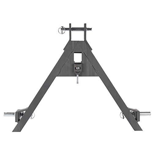 Gerätedreieck Kat 1-2-3 3-Punkt-Aufnahme, Anschweißdreieck, Anbaudreieck, Kategorie 1-2-3, Dreipunktaufnahme, Dreipunkt Aufnahme