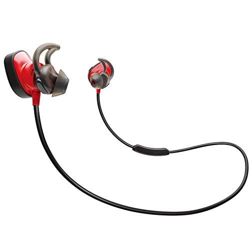HUANGDA Smart Bluetooth Casque Pulse sans Fil Musique Casques Cardiofréquencemètres Casque Sport Étanche Et Résistant À La Transpiration