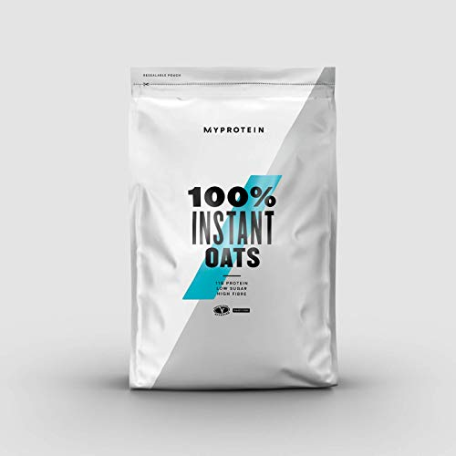 Myprotein 100% Instant Oats - Unflavored (2500g) 1 Unidad 2500 g