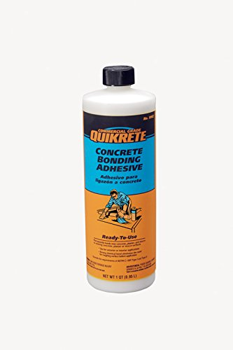 Quikrete Concrete Bonding Adhesive Bottle 1 Qt