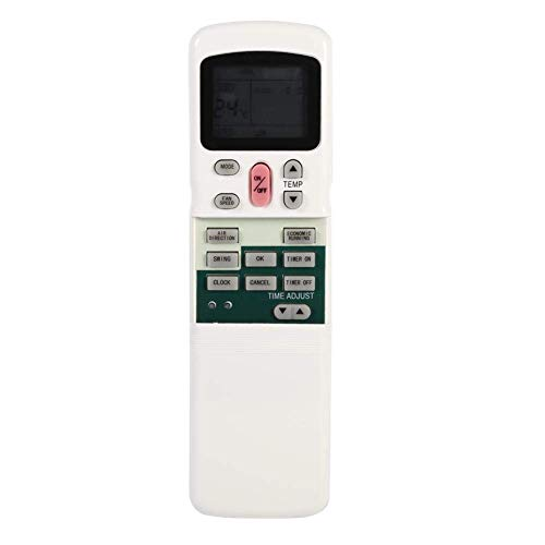 Control remoto de aire acondicionado profesional para Midea R11, reemplazo de control remoto de aire acondicionado universal para Midea R11CG / E R11HG-E R11HG / E R11HQ / E