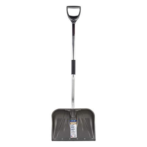 RUGG MANUFACTURING Back Saver Snow Shovel, 1 EA