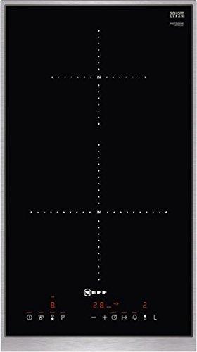 Neff N43TD20N0 Kochfeld Elektro und Gas/Induktion / 30,60 cm/Topferkennung/schwarz