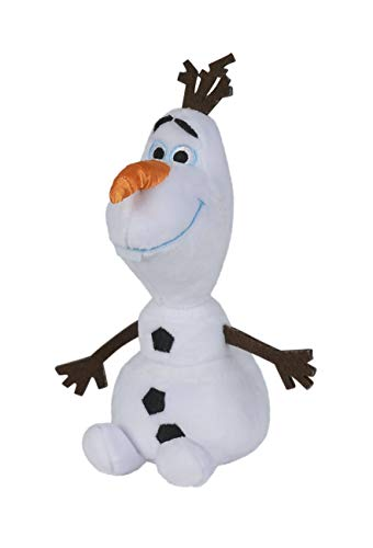 Simba 6315874750 - Disney Frozen Plüsch Schneemann Olaf 20 cm