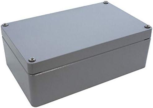 BOX ALUM GRAY 40% OFF Award Cheap Sale 10.24