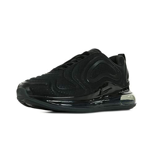 Nike Air Max 720, Scarpe da Corsa Uomo, Black/Black/Anthracite, 41 EU