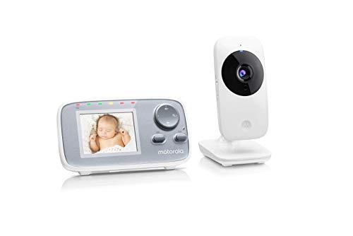 Motorola MBP482, Vigilabebés vídeo con...