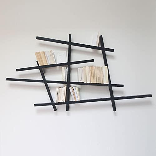 COMPAGNIE Mikado - étagère 185 x 100 cm laquée