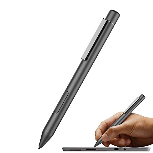 Stylus Pen Compatible with Surface, JDiction Digital Pen with 1024 Levels of Pressure Compatible with Surface Pro X 7 6 5 4 3, Surface Go, Surface Book, Surface Laptop, Surface Studio