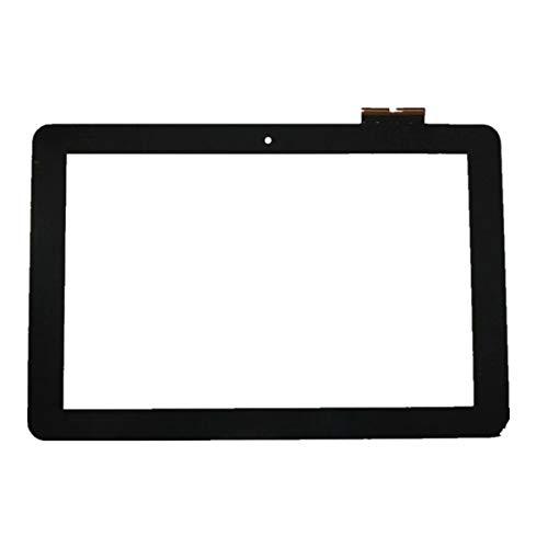 Kit de reemplazo de pantalla En forma for el Asus Transformer Book T101 HA T101H T101HA de la pantalla táctil de cristal + Herramientas kit de reparación de pantalla de repuesto ( Color : Black )