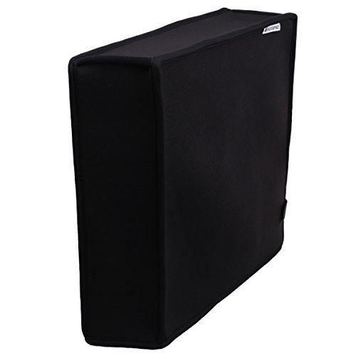 Pandaren® poussière Preuve néoprène Cover couverture manches pour Sony PS4 PRO console verticale lieu (noir)