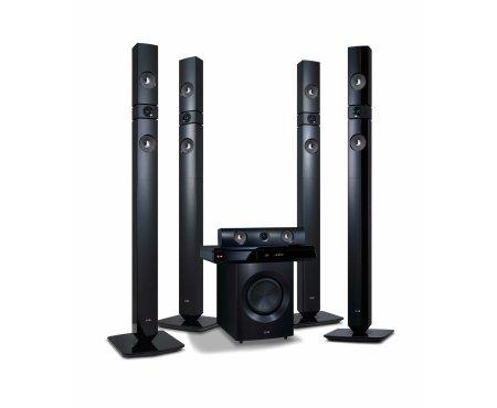 LG HX573 - Equipo de Home Cinema de 1200 W, negro (importado)