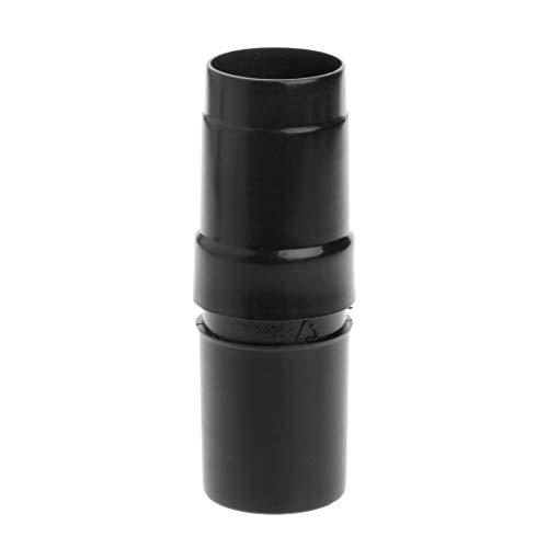 Junlinto, Adaptateur de Tuyau de Fixation de convertisseur en Plastique ABS de 28mm à 32mm pour aspirateur