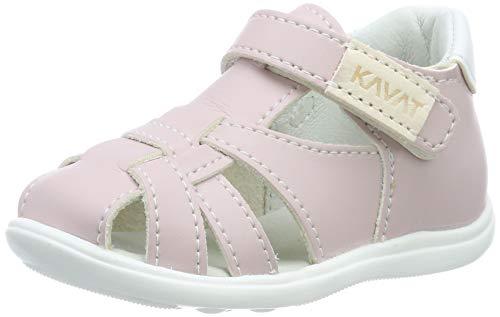 Kavat Mädchen Rullsand Geschlossene Sandalen, Pink (Pink 979), 20 EU