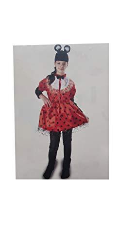 CARNEVALE Carnavale - Disfraz pequeo de Mickey Mouse para nia de 5 aos (Art. 019)