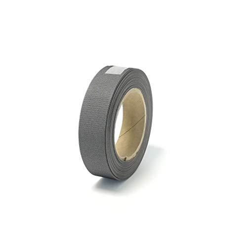 TMOX アイロン圧着式 3レイヤー適合 シームテープ テント ザック タープ シート レインウェアー メンテナンス用 (グレー, 10)